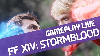 Final Fantasy XIV Stormblood: alla scoperta della città di Kugane (Gameplay)