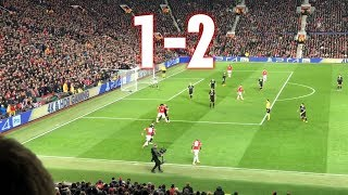 Manchester United vs Sevilla FC, 1-2, Champions League, 13.03.18