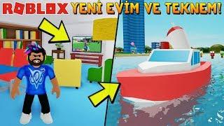 YENTM EV-M VE YENTM TEKNEM 🍦 Ice Cream Van Simulator 🍦 Roblox T'rk'e