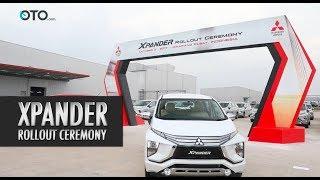 Mitsubishi Xpander Rollout Ceremony I OTO.com