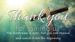 Community Bible Church January 24, 2021 Live Stream