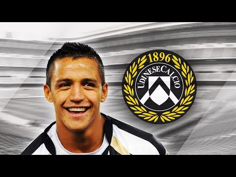 Alexis Sanchez ► Best Skills & Goals Udinese || Serie A History || [HD]