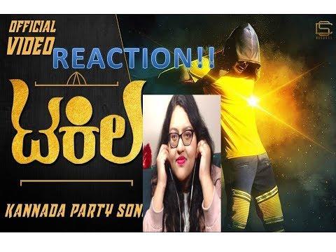 TEQUILA Kannada Rapper Song|REACTION|REVIEW|Chandan Shetty|Shalini Gowda