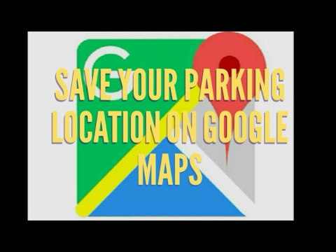 [Hindi] Save your car parking location on Google Maps!!!