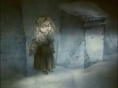 Девочка со спичками 1996 мультфильм по мотивам Андерсена