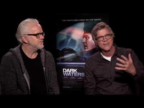 Tim Robbins & Todd Haynes Interview: Dark Waters