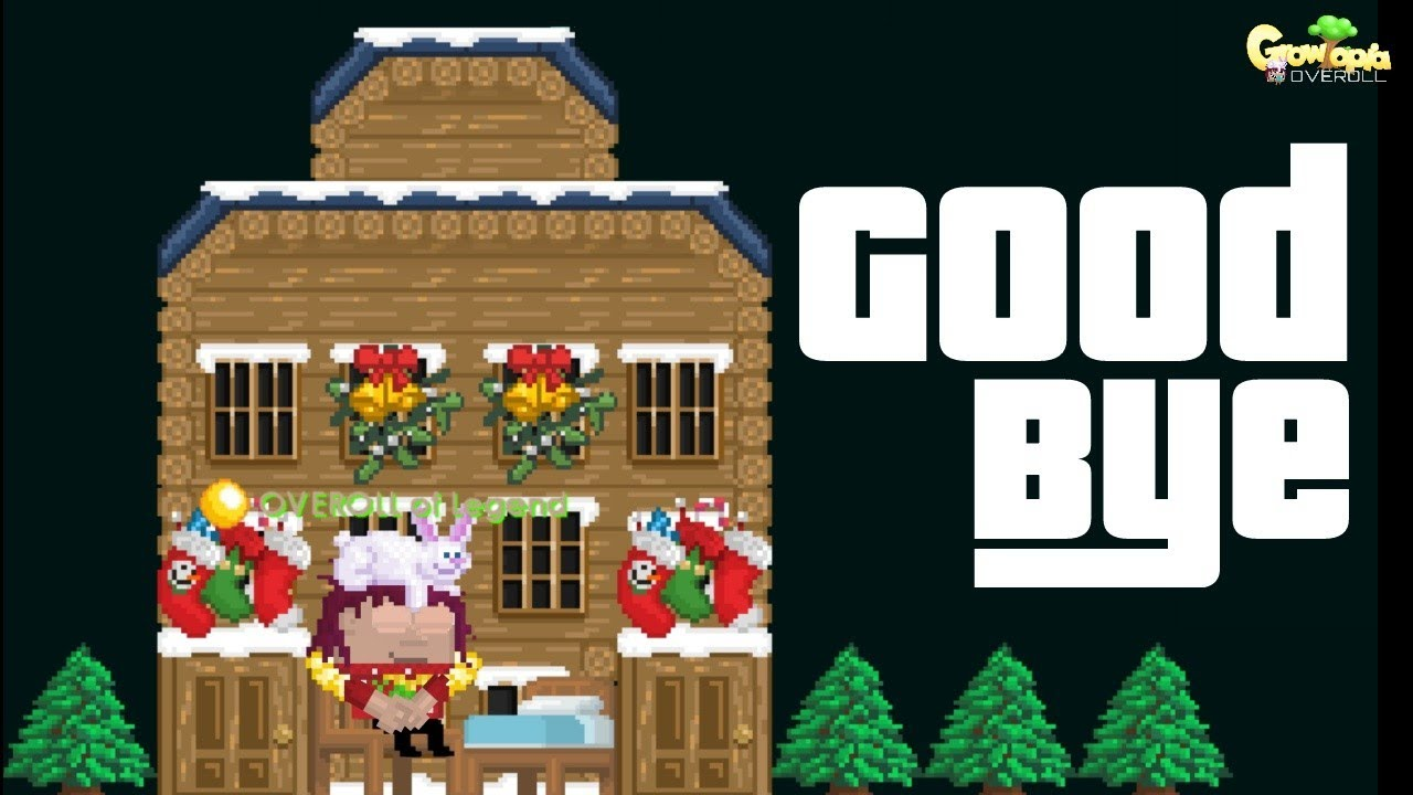 Growtopia Goodbye Youtube