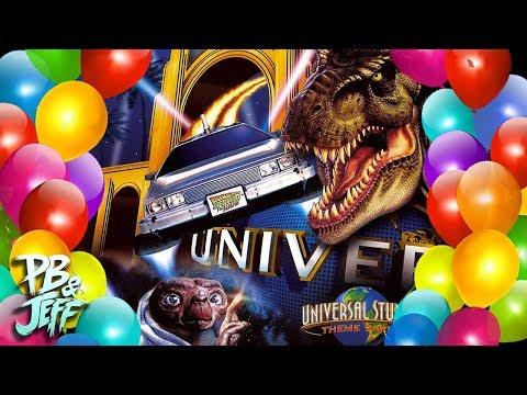 THE WORST THEME PARK!   Universal Studios (Part 1)