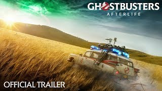 GHOSTBUSTERS: AFTERLIFE - Official Trailer - In Cinemas July 2, 2020