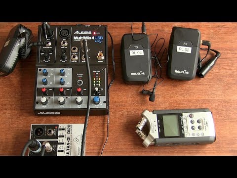 Recording Conference Audio // Show And Tell Ep.23