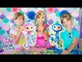 NEW Fingerlings BFF Collection Treasure Hunt with Princess Lollipop!