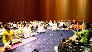 Avi Adir & Eva Kroes - Live Music Meditation Concert At The Global Mala Festival Amsterdam Thumbnail