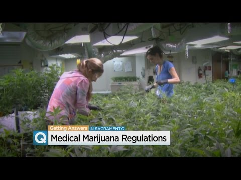 Regulations coming to California's Cannabis Industry