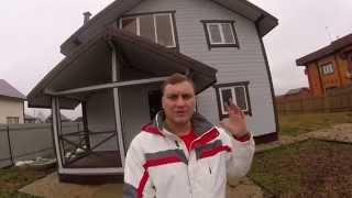 видео Утепленные дома под ключ в Москве