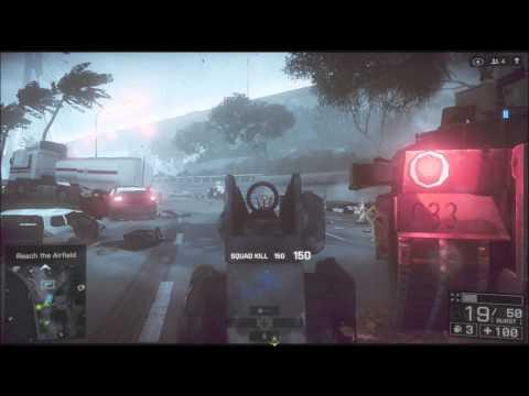 Captain Garrison's Speech | Assault the Airfield - BF4