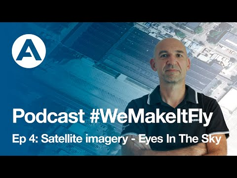 Hervé Foch: Satellite imagery - Eyes in the Sky