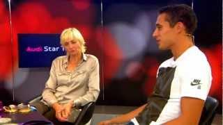 Olympia Spezial mit Heike Drechsler und Sebastian Bayer - Audi Star Talk (Teil 3)