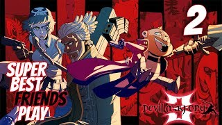 Best Friends Play Devil May Cry 3 HD (Part 2)