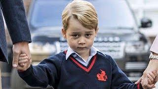 10 schockierende Regeln, die Prinz Williams Sohn befolgen muss