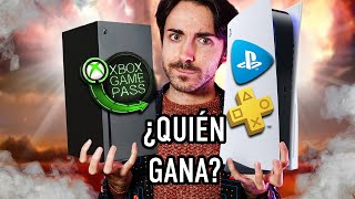 Xbox Game Pass Ultimate vs PlayStation Now | Plus 😎  PS5 vs Xbox Series X: Servicios, Juegos