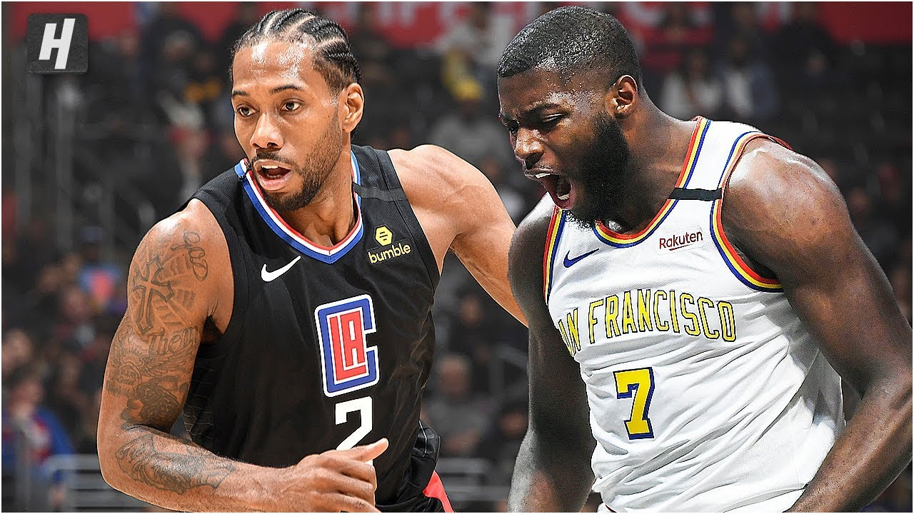 Golden State Warriors vs Los Angeles Clippers - Full Game ...