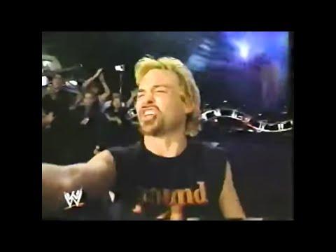 Spike Dudley vs Steven Richards    Referee  Jacqueline