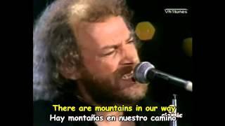 JOE COCKER & JENNIFER WARNES  -  UP WHERE WE BELONG - Subtitulos Español & Inglés