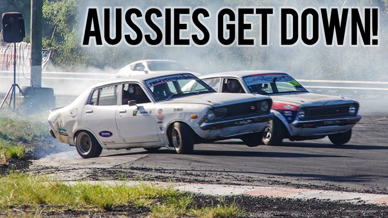 First Australia Drifting Trip – Inside look at VERY unique cars!