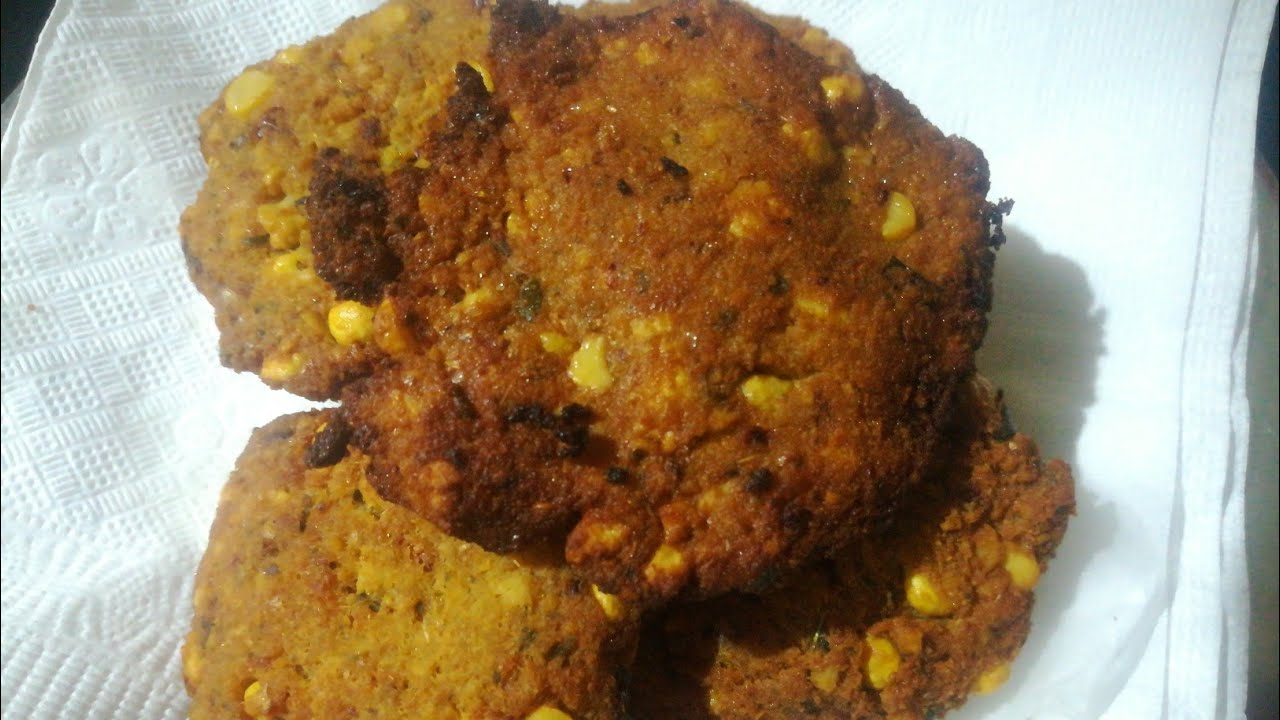 Parippu Vada | പരിപ്പുവട| Kerala food| Kerala recipe