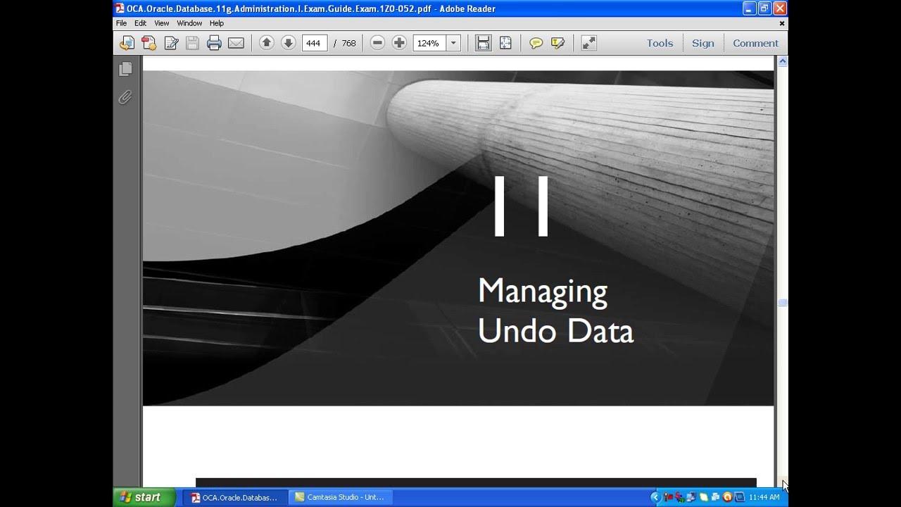 Oracle 11g dba bangla tutorial ch111 managing undo data oracle 11g dba bangla tutorial ch111 managing undo data database management system training baditri Choice Image