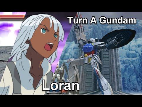 Gundam Vs. Gundam NEXT PLUS: Turn A Gundam - Arcade Mission L