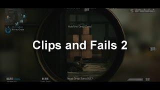 Quad Collat!?! (Ghost Clips and Fails#2)