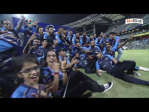 Mumbai T20 League 2019 | Sobo Supersonics vs North Mumbai Panthers | Final | Live
