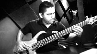 MARC ANTHONY  Contra La Corriente BASS COVER  Josue Cuestas