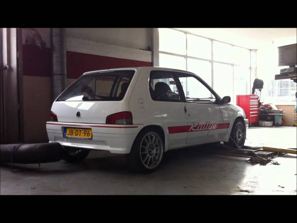 Peugeot 106 rallye 16V / Rally cars for sale