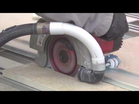 MOTO Flash Line dry cutter for large format tile & more. item MOTO 300 FL