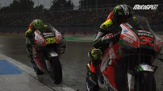 MotoGP 19 | Career Pt 27: Starting At The Back At Assen!! (Xbox One X)