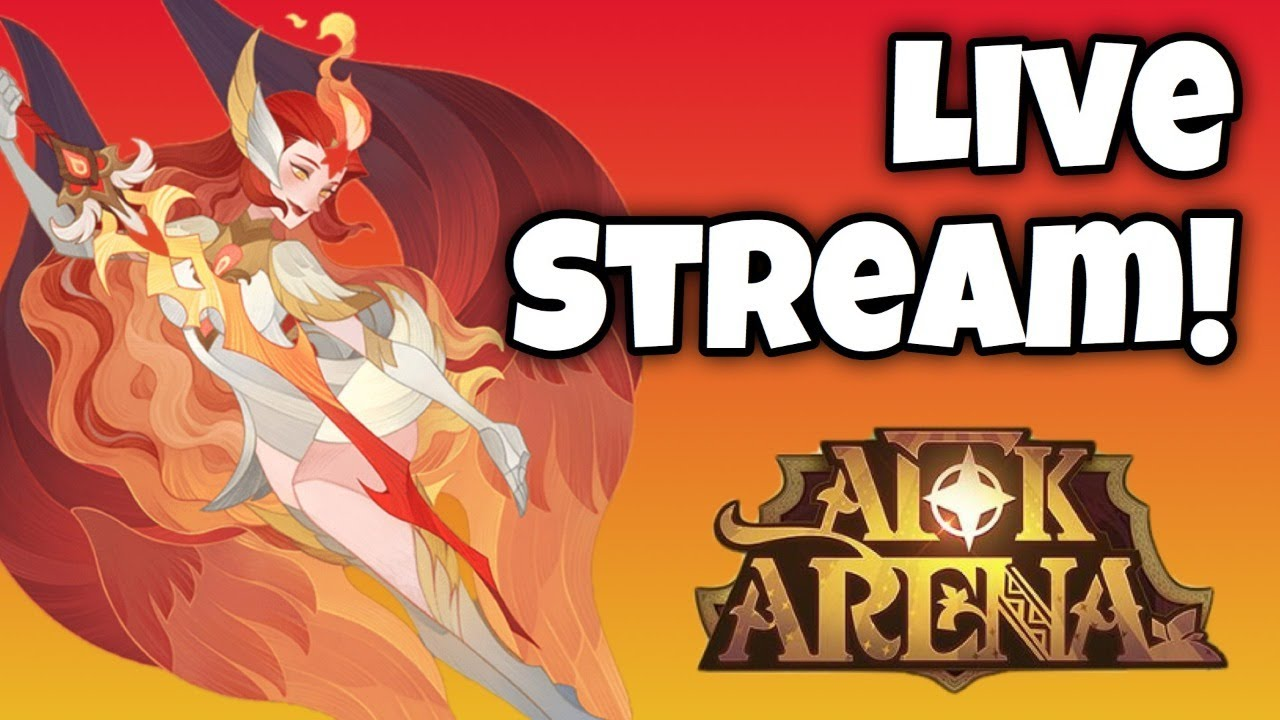 Summons and Whale Inn! Pushing the P2W Account! [AFK ARENA LIVE]