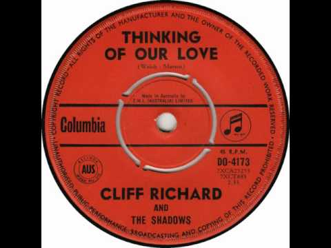 Cliff Richard -  Thinking Of Our Love