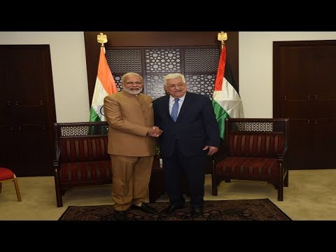 Modi: India committed to Palestinian people's interests