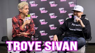 Troye Sivan Interview with JD