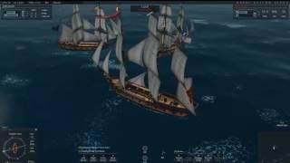 Naval Action: Rattlesnake PvE Time Challenge (Full Brawl Strategy)