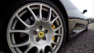 GoPro Ferrari F430 experience at Talladega Gran Prix