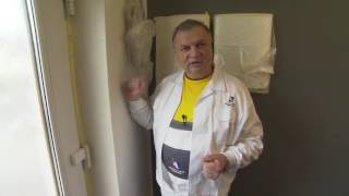 Odstranění plísní ze stěn interiéru
