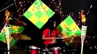 Disturbed - Down With The Sickness - Drum Cover by Nur Amira Syahira