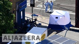 Witnesses recount attack on Muslim worshippers near Finsbury Park mosque