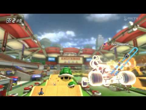 "NPG MK8 Online Free For All - Excitebike Arena ""Royal Good Fortunes"" 12 5 16"