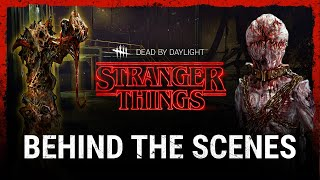 Dead by Daylight | Stranger Things Behind the Scenes