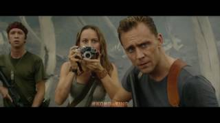 3 #Kong  #Skull #Island   #SUPERCUT   all #trailers & #clips 2017 Tom Hiddleston   #YouTube
