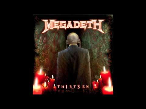 "Megadeth - ""Never Dead"" - TH1RT3EN"